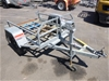 Algorithm Engineering Single Axle Plant Trailer