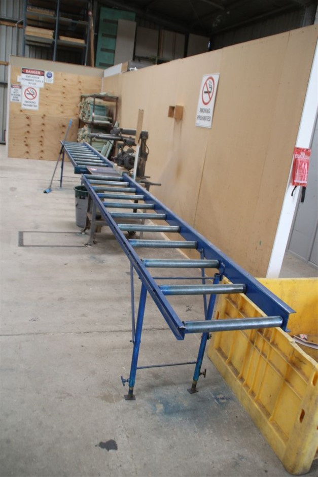PUALCALL RS4H Radial Arm Sliding Ripping Saw With Stand