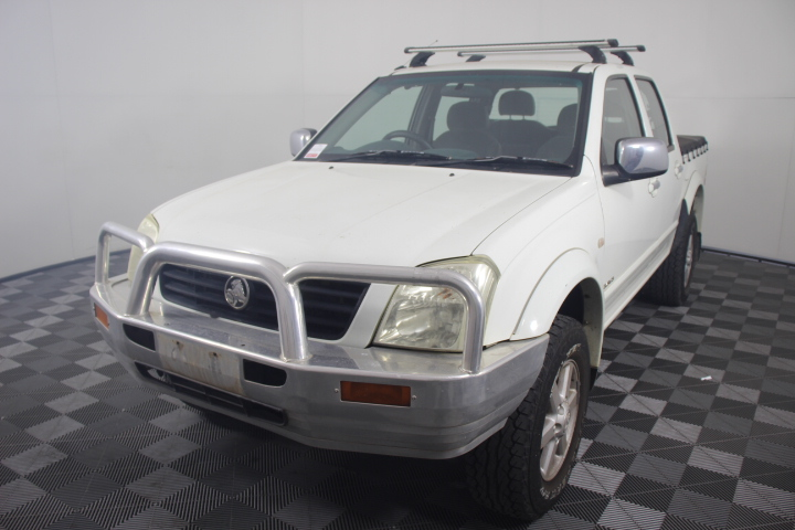 2003 Holden Rodeo LT Automatic Dual Cab