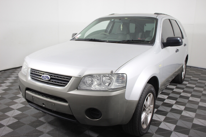 2007 Ford Territory TS Limited Edition Automatic 7 Seat Wagon
