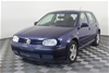 2000 Volkswagen Golf GL Rally A4 Manual Hatchback