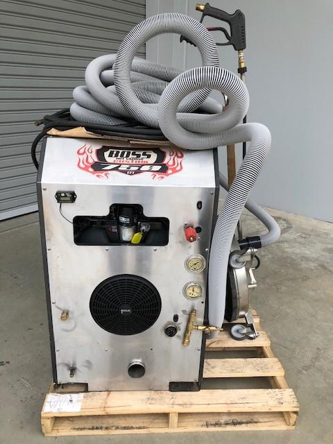 Hot / Cold High Pressure Cleaner, Model Boss 750 Custom Build, Kohler elect