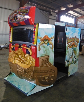 Deadstorm Pirates Arcade Game
