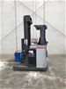 Nissan Electric High Reach Forklift