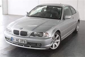 2001 BMW 3 30Ci E46 Automatic Coupe