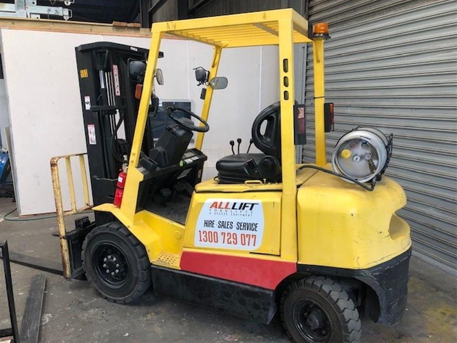 Hyster H2.50DX Counter Balance Forklift