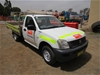 Utility - 1t Tray  - 2005 HOLDEN Rodeo