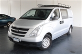 Unreserved 2009 Hyundai iLOAD TQ Manual Van