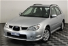2007 Subaru Impreza 2.0i (AWD) G2 Manual Hatchback