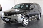 Unreserved 2006 Ford Territory TX (RWD) SY Automatic Wagon