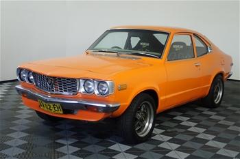 1975 Mazda RX3 808 Super Deluxe Turbo Manual Coupe