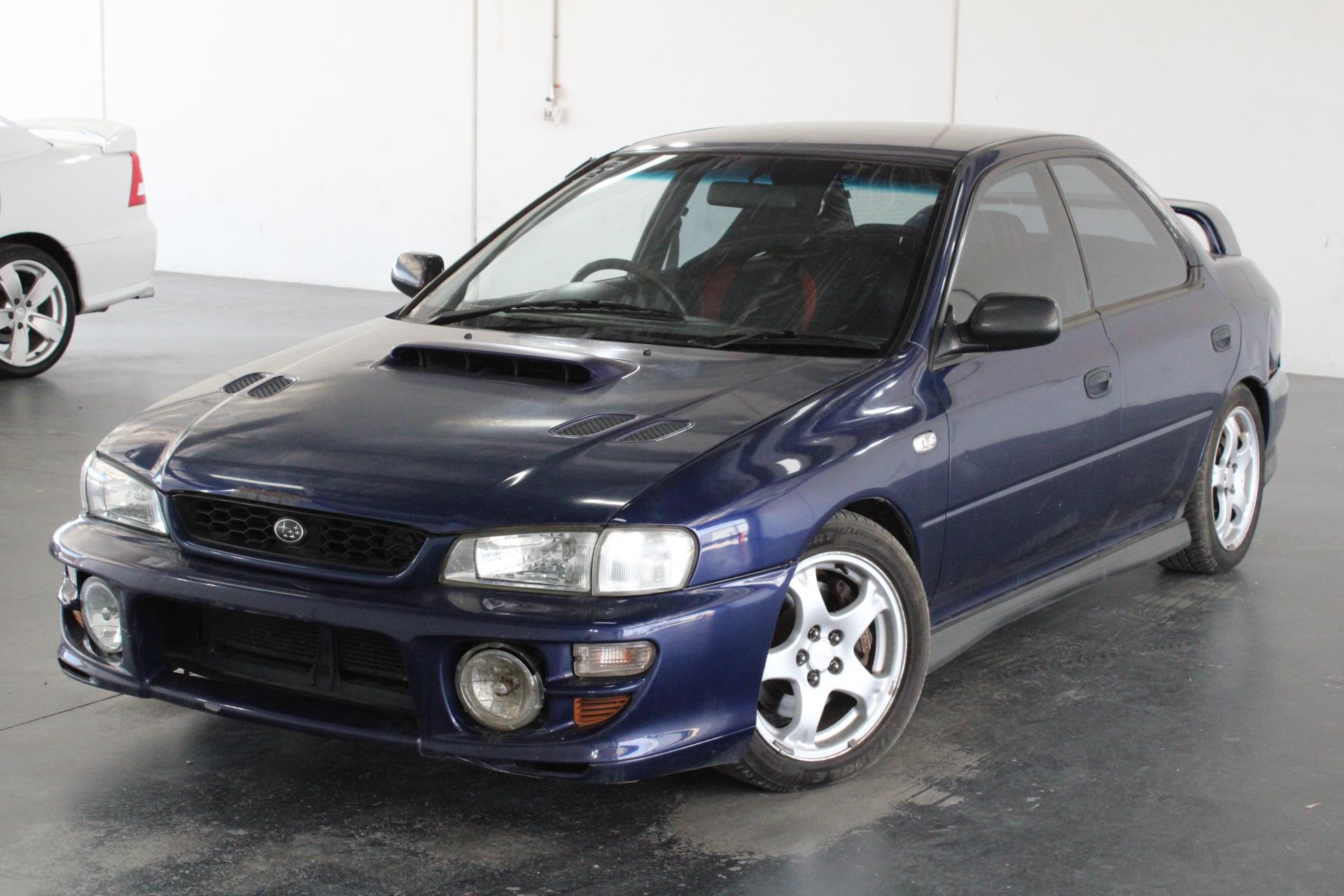1999 Subaru Impreza WRX (AWD) Manual Sedan