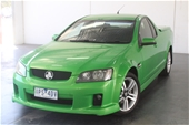 Unreserved 2007 Holden Commodore SV6 VE Automatic Ute