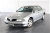 2002 Mitsubishi Magna Advance TJ II Automatic Sedan