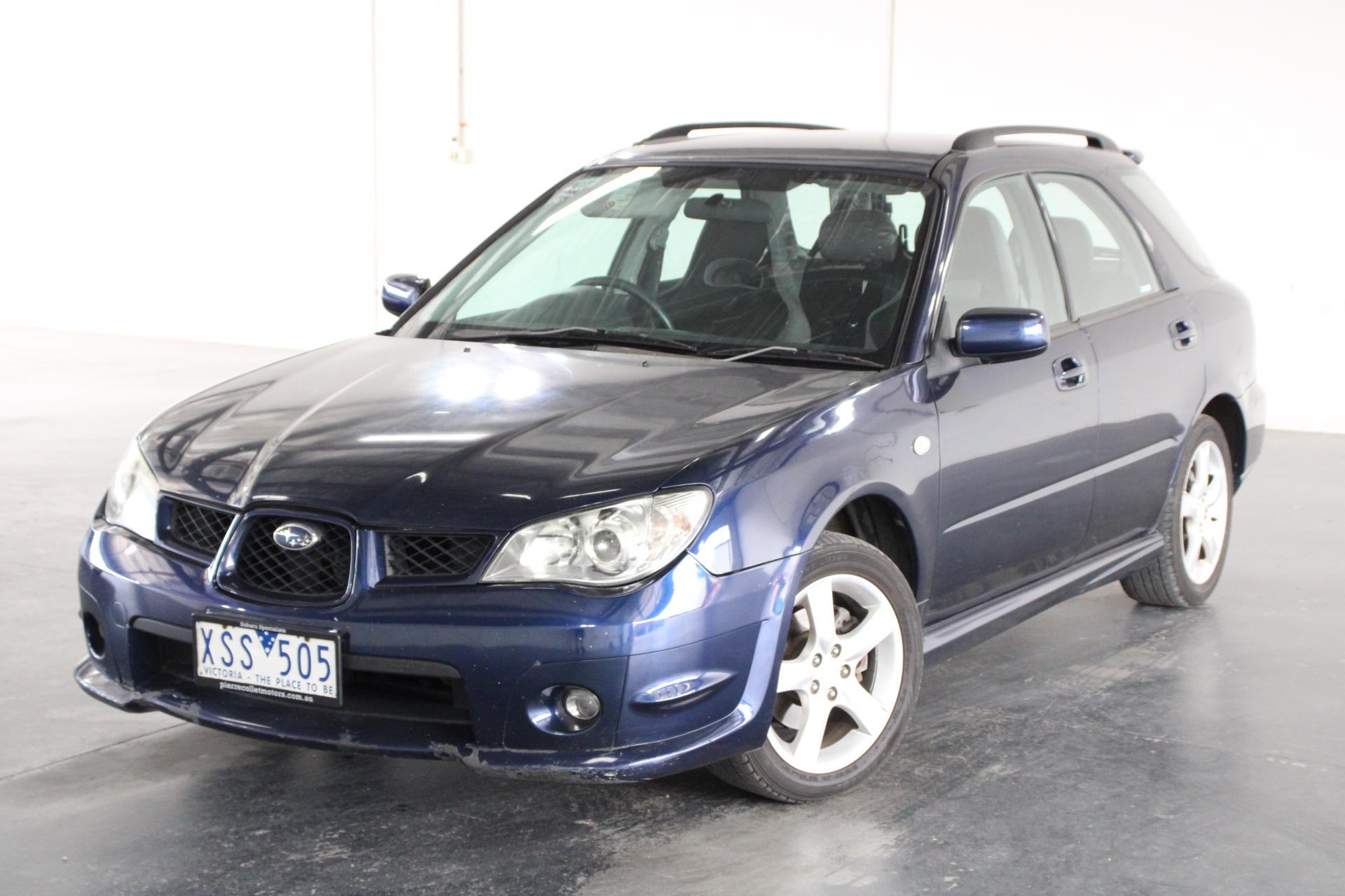 2006 Subaru Impreza 2.0R (AWD) G2 Automatic Hatchback