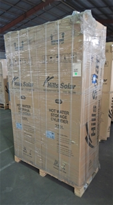 Qty 2 Hills Solar/Gas Hot Water 320L Sto
