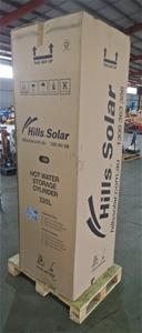 Hills Solar/Electric Hot Water Storage C