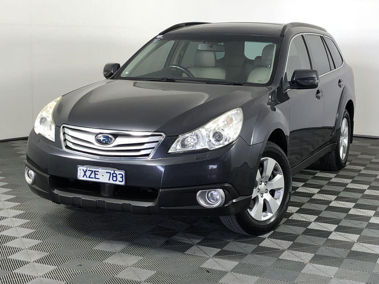 2010 Subaru Outback 3.6R PREMIUM B5A Automatic Wagon