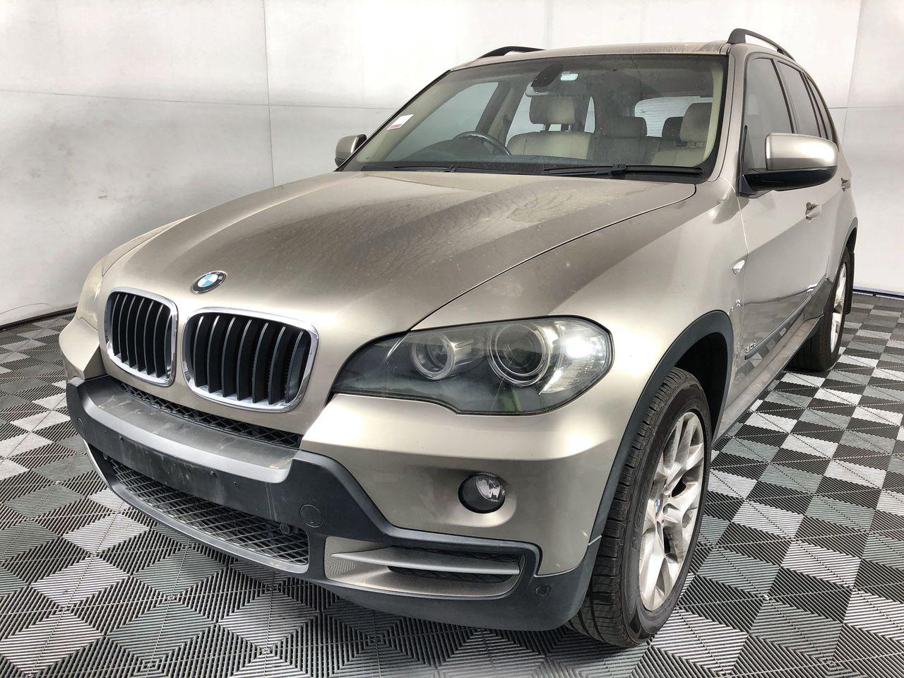 2007 BMW X5 3.0d E70 Turbo Diesel Automatic Wagon (WOVR)