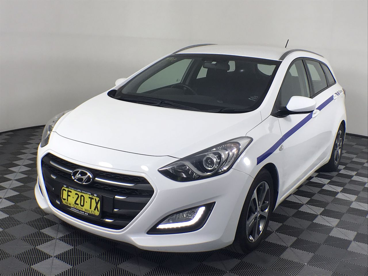 2015 Hyundai i30 Tourer Active GD Automatic Wagon