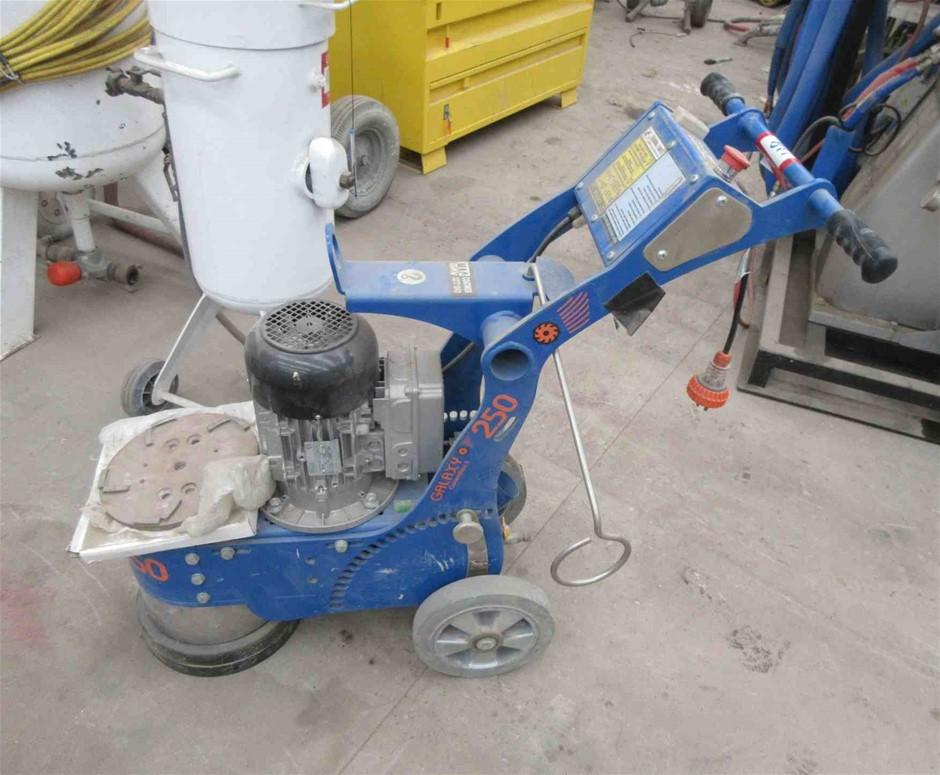 Galaxy 250 Concrete Grinding Machine