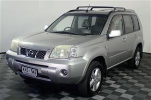 2005 Nissan X-Trail TI Luxury T30 Automa