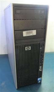 HP Z400 Workstation Mid Tower Deskto PC
