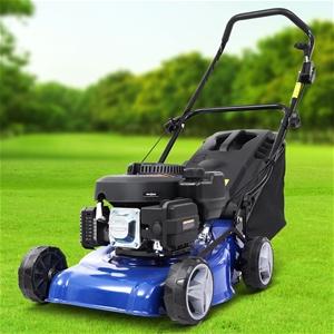 "Lawn Mower 139cc 17"" Petrol Powered Push"