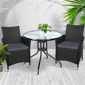Gardeon Outdoor Furniture Dining Chair T