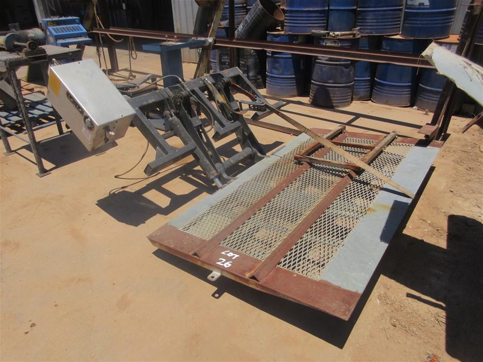 Hydraulic Truck Tail Lifter