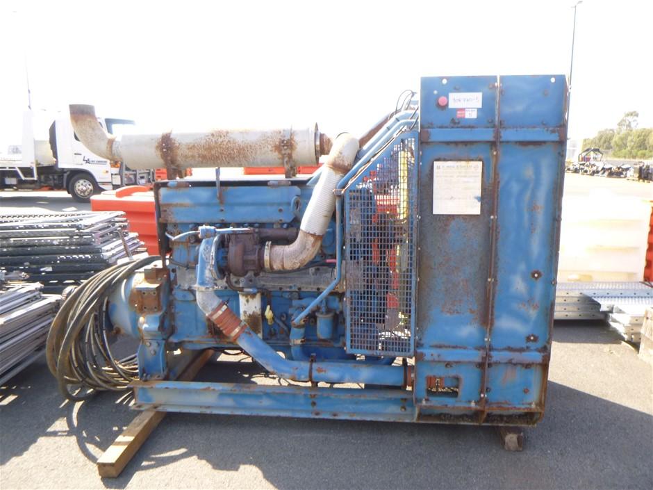Cummins QSX15 6 Cylinder Turbo Diesel Engine Module