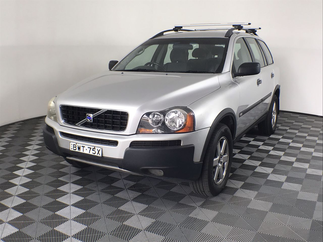2003 Volvo XC90 2.5T Automatic 7 Seats Wagon