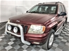 2000 Jeep Grand Cherokee Limited (4x4) V8 Automatic