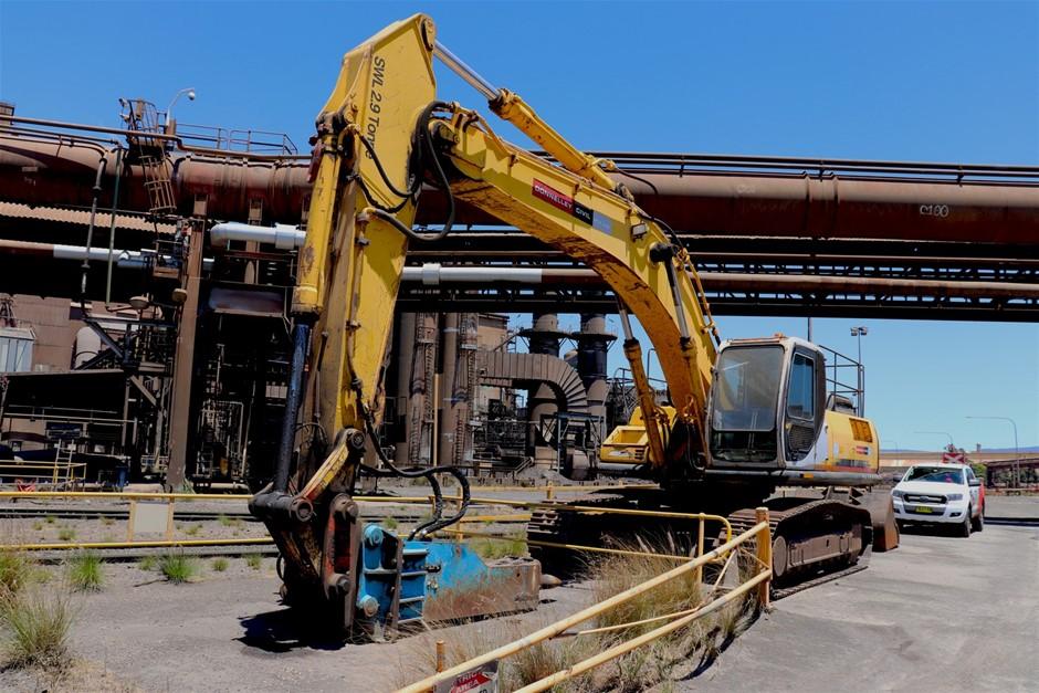 2003 Sumitomo SH300-3 35 Ton Excavator