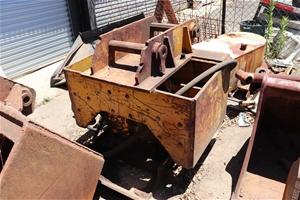 Excavator Attachment: Concrete Pulverise