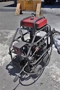 2004 Predator Petrol Powered Pressure Wa