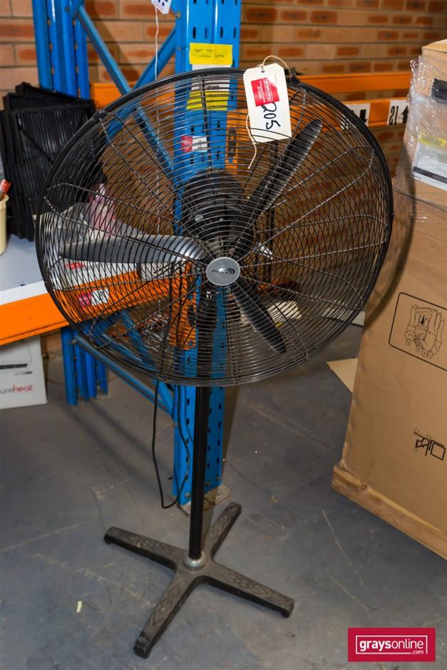 Factory Pedestal Fan