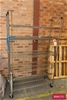 NSF Mobile Steel Storage Rack