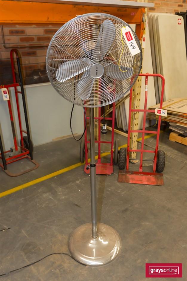 Viali V45CPF Retro Pedestal Fan