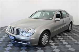 2005 Mercedes Benz E240 Classic W211 Aut