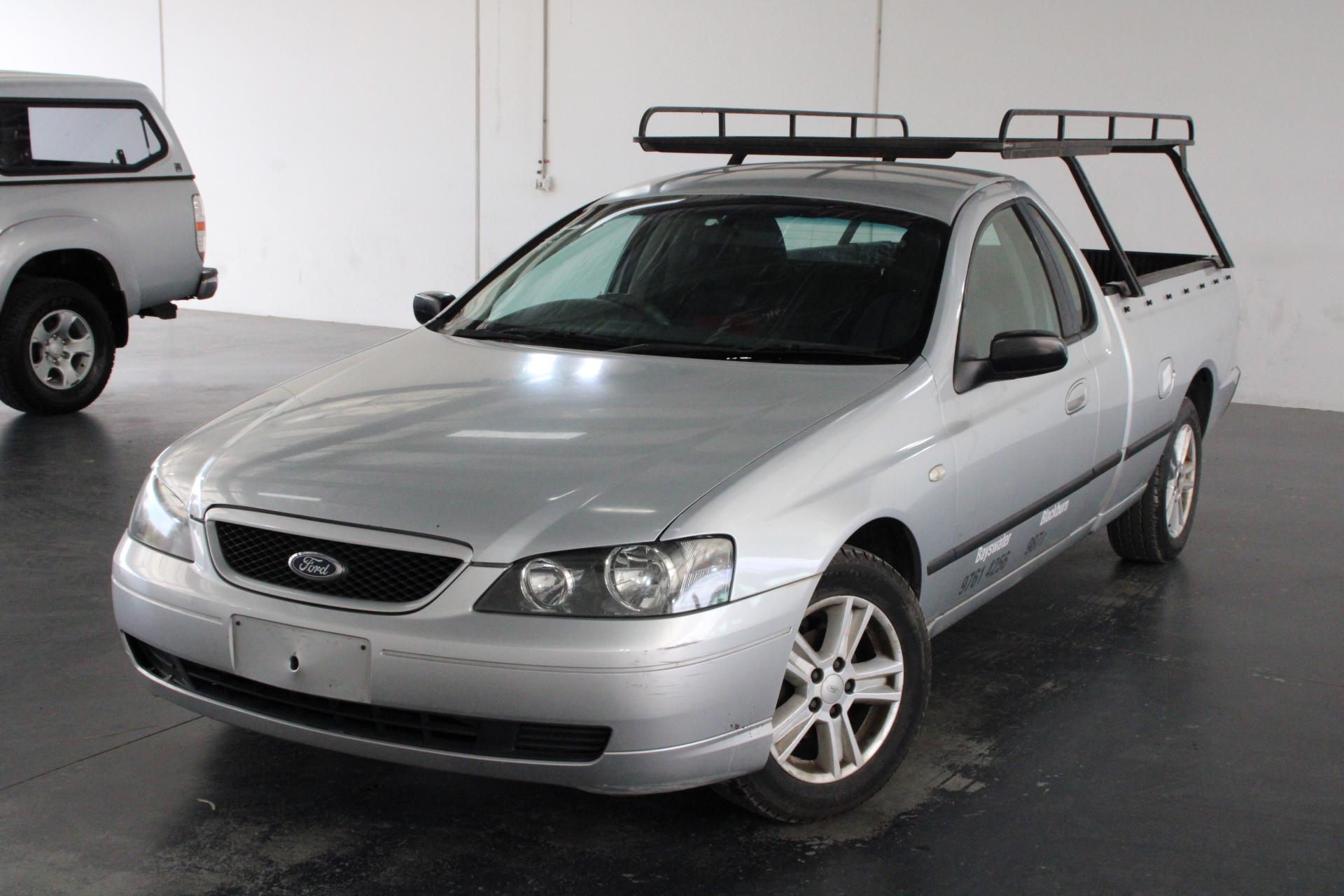 2004 Ford Falcon XL BA Automatic Ute