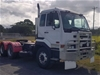 2006 Nissan CW Series 4 x 2 Cab Chassis Truck