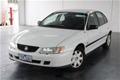 Unreserved 2004 Holden Commodore Executive Y