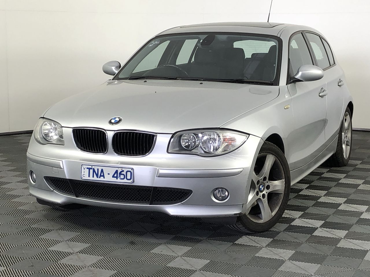 2004 BMW 1 20i E87 Automatic Hatchback