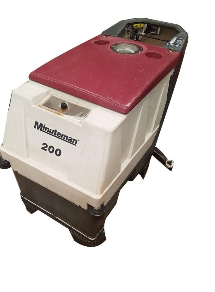 MINTEMAN 200 FLOOR SWEEPER (268165-27)