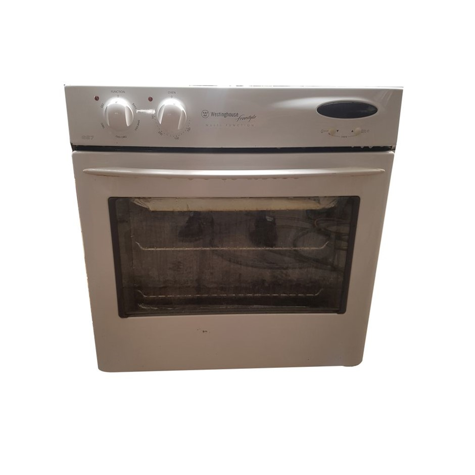 WESTINGHOUSE FREESTYLE WALL INSERT OVEN (268165-30)