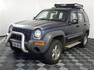 2002 Jeep Cherokee Sport (4x4) KJ Turbo
