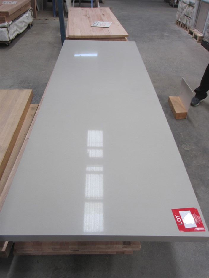 Engineered Stone Bench Top. 2400mm x 800mm.