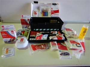 St. John Ambulance Aus First Aid Kit wit