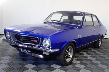 1973 Holden Torana LJ GTR-XU1 Replica Manual Coupe